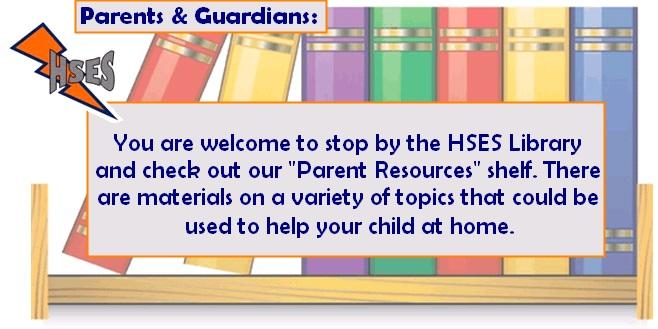 Parent Resource Shelf