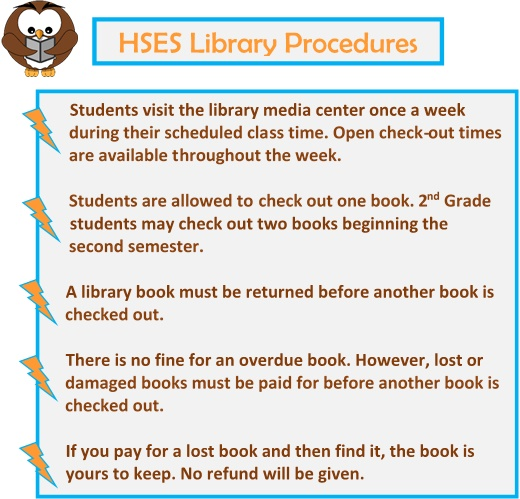 Library Procedures