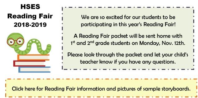 Reading Fair Information