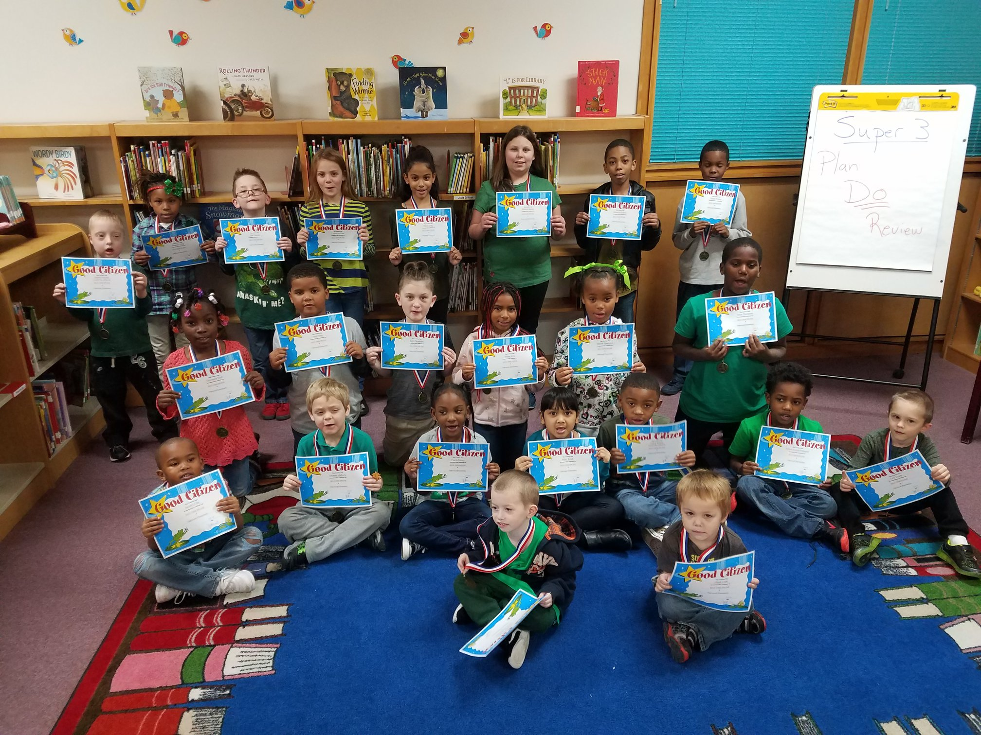 December Citizens of the Month