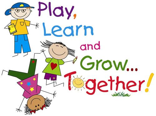 play. learn, grow