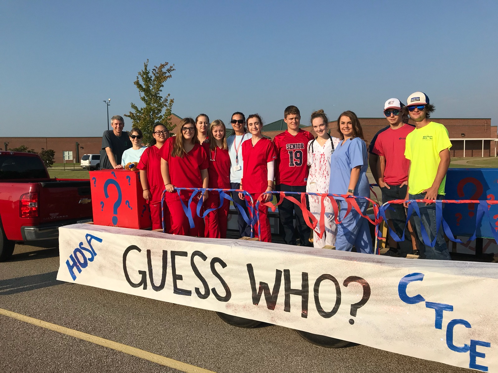 LES Homecoming Parade