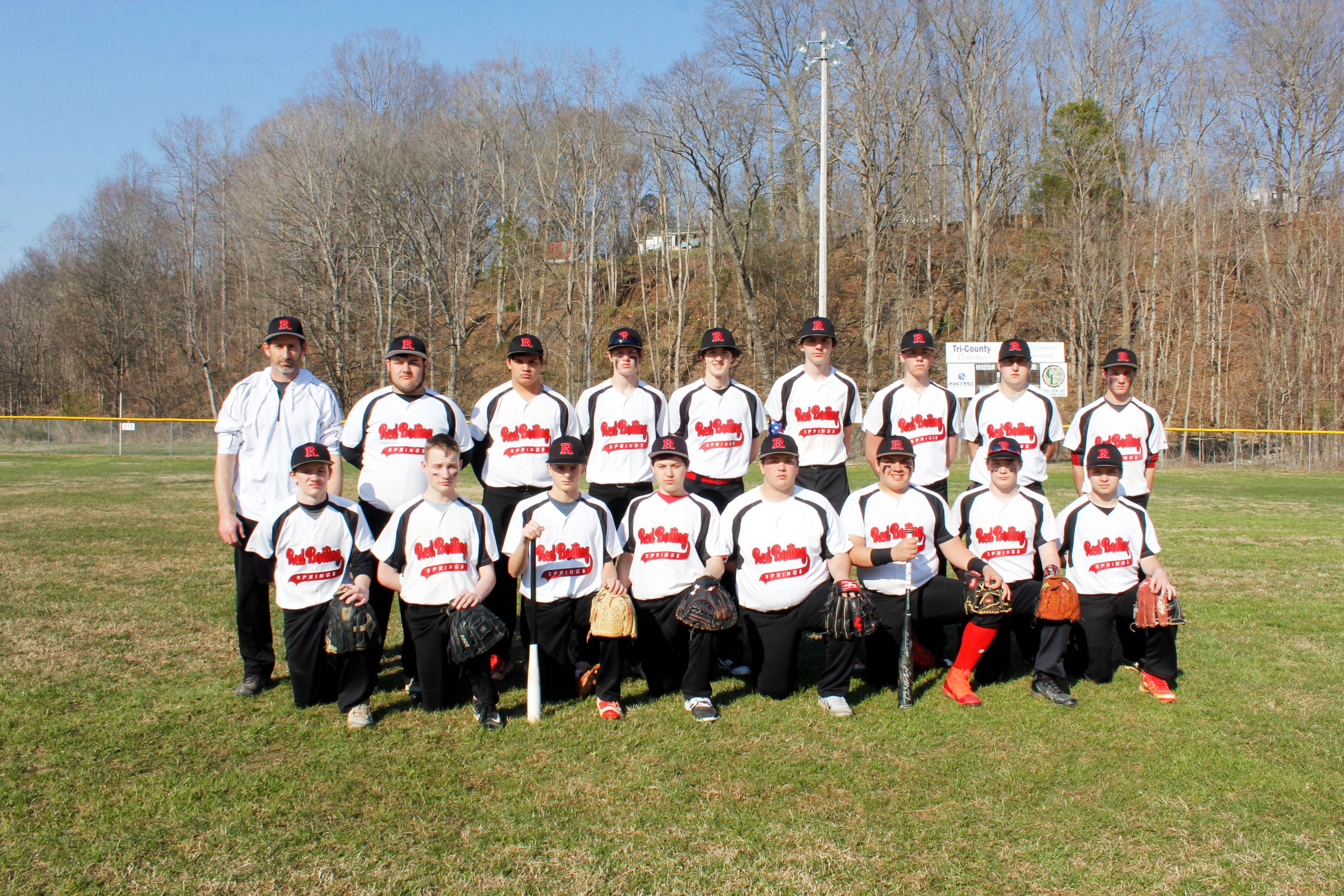 High School Baseball 2018-2019