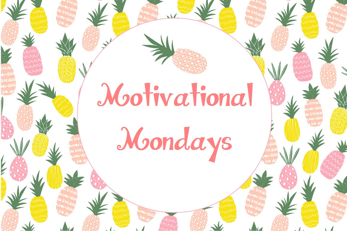 Motivational Mondays Link
