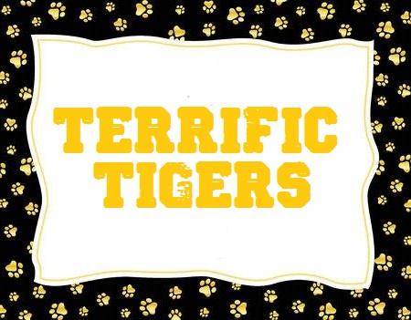 Terrific Tigers Link