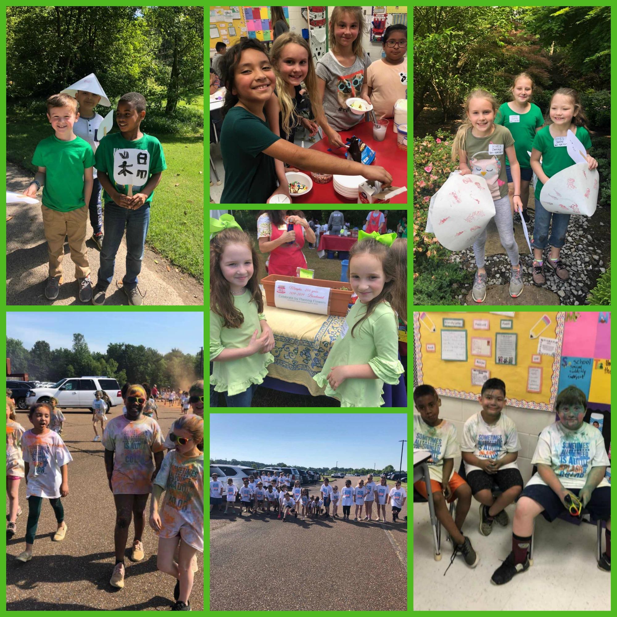 oakley class of week collage