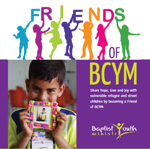 Friends of BCYM flyer