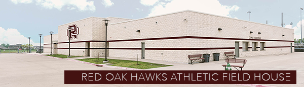 Red Oak Hawks Athletic Field House