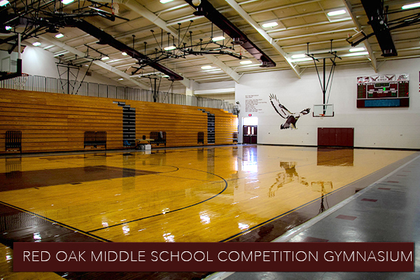 Middle School Competition Gym