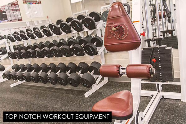 training room equipment