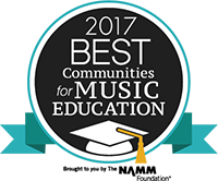Best Communites for Music Education logo