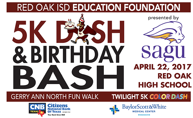 2017 5K Dash & Birthday Bash