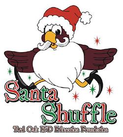Santa Shuffle logo