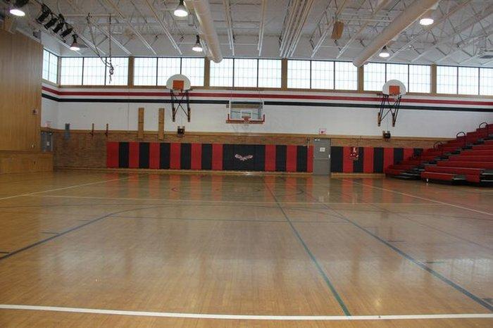 Floyd C. Fretz Gymnasium
