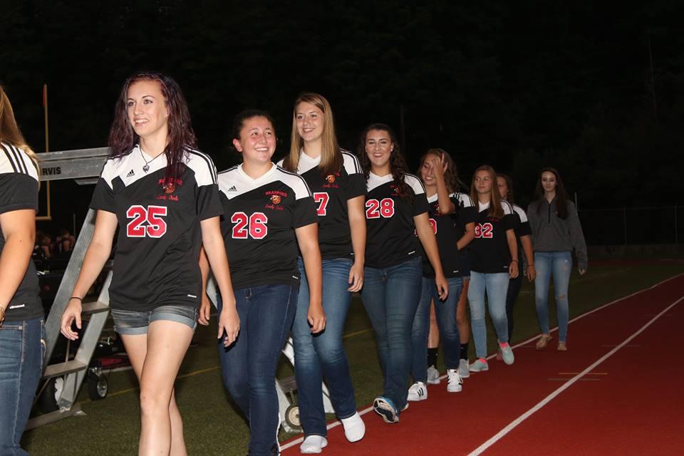 Girls Soccer (JV & Varsity)