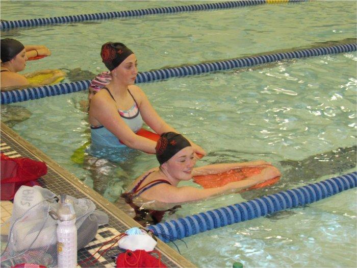 UPB:  Paul C. Duke III Aquatic Center