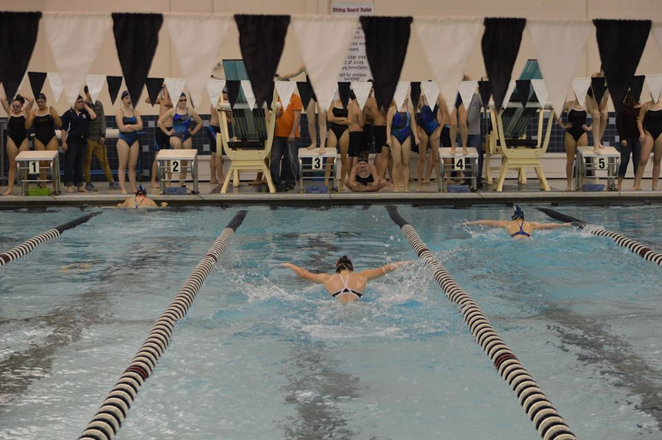 Boys & Girls Swimming