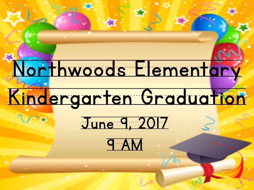 NWES Kindergarten Graduation video