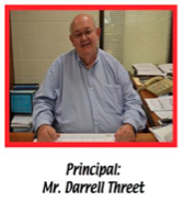 Principal Darrell Threet