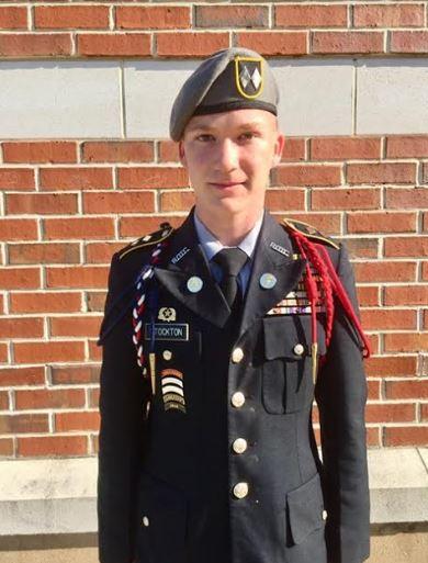 Chandler Stockton Battalion Commander