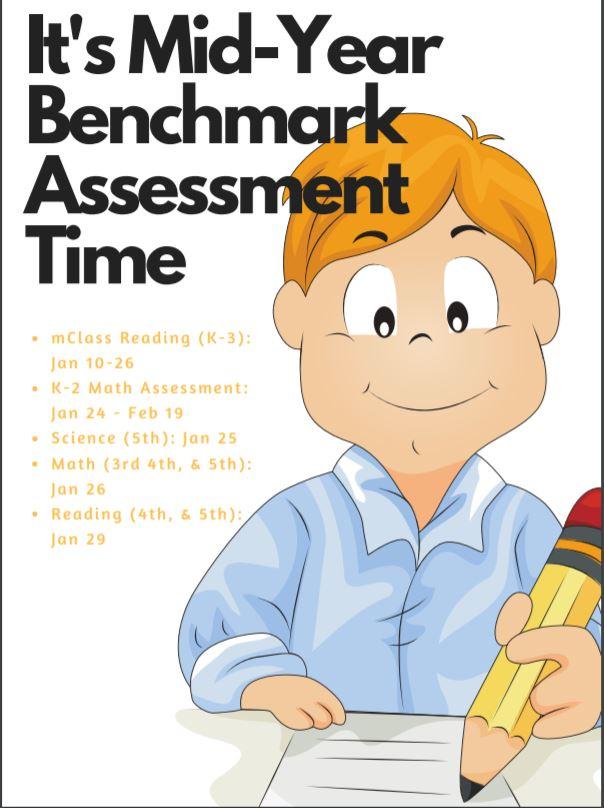 Benchmark Assessment Flyer
