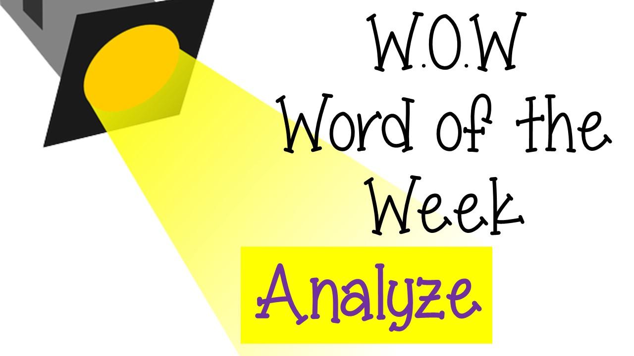 WOW-Analyze