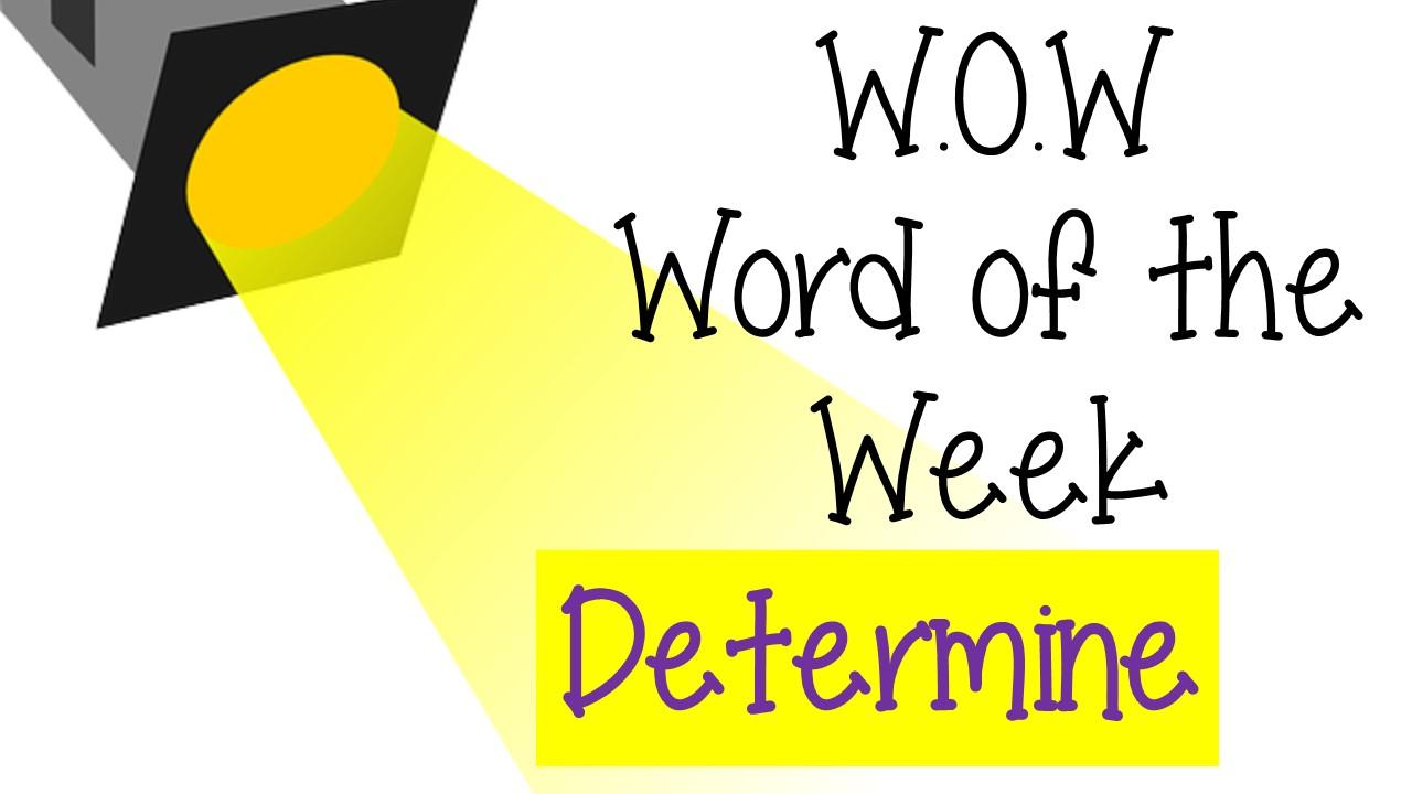 WOW-Determine