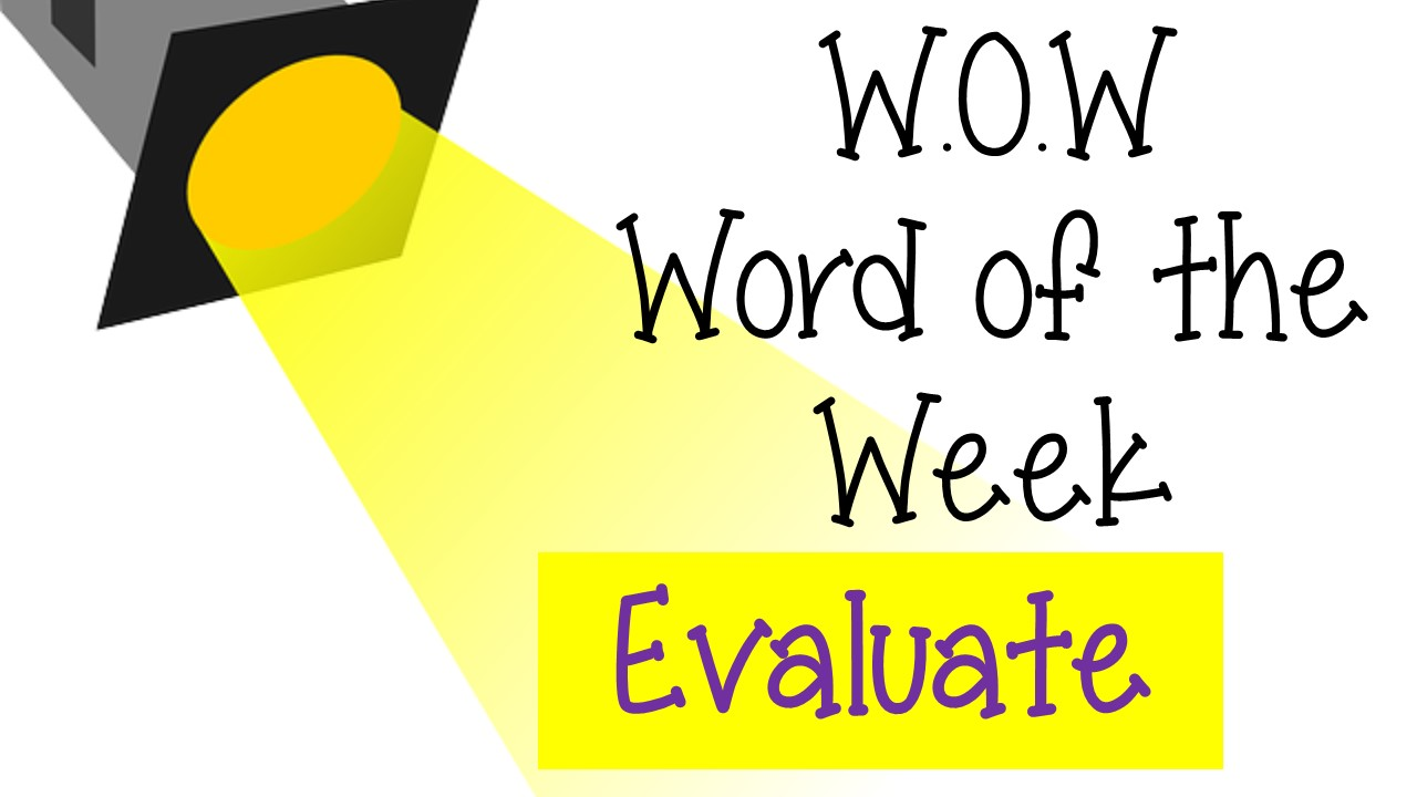 WOW-Evaluate