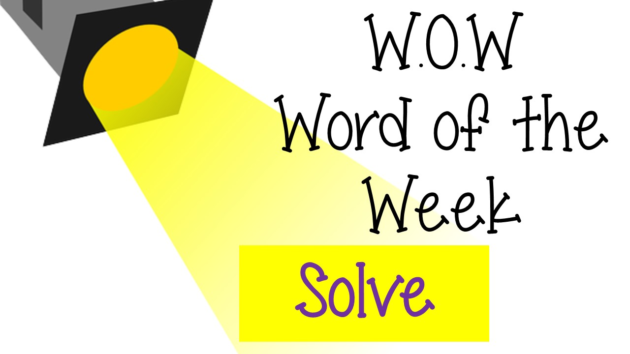 WOW-Solve