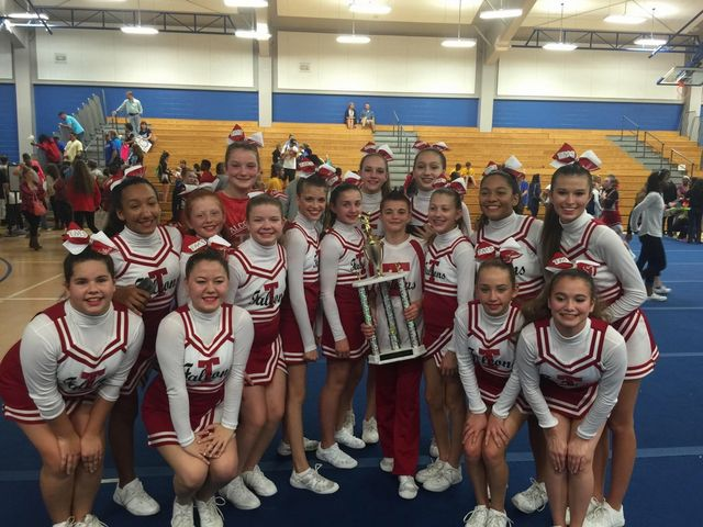 2015-16 Cheerleading Champions