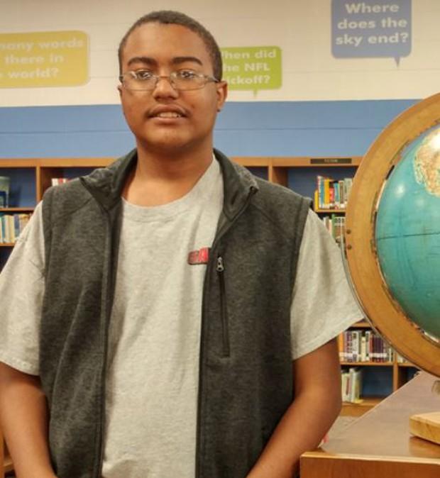 NC Geography Bee Winner Semi-finalist