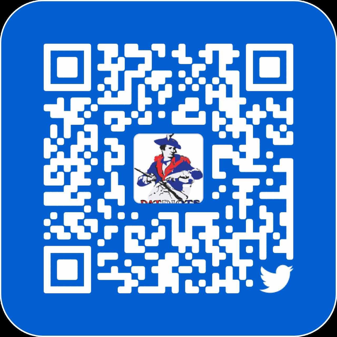 Class of 2021 QR Code Image