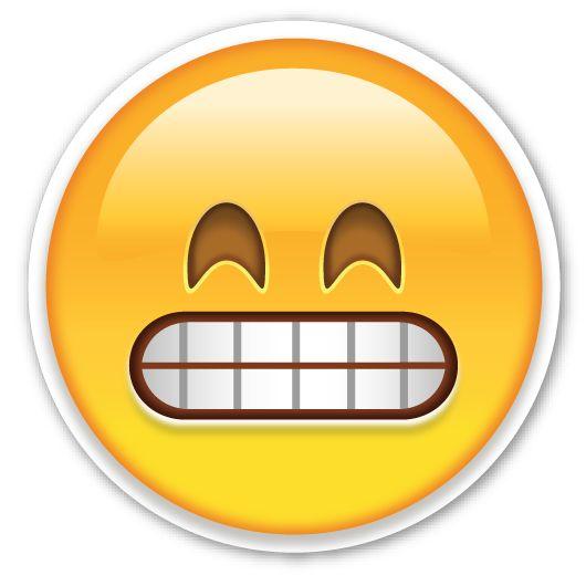 emoji big smile