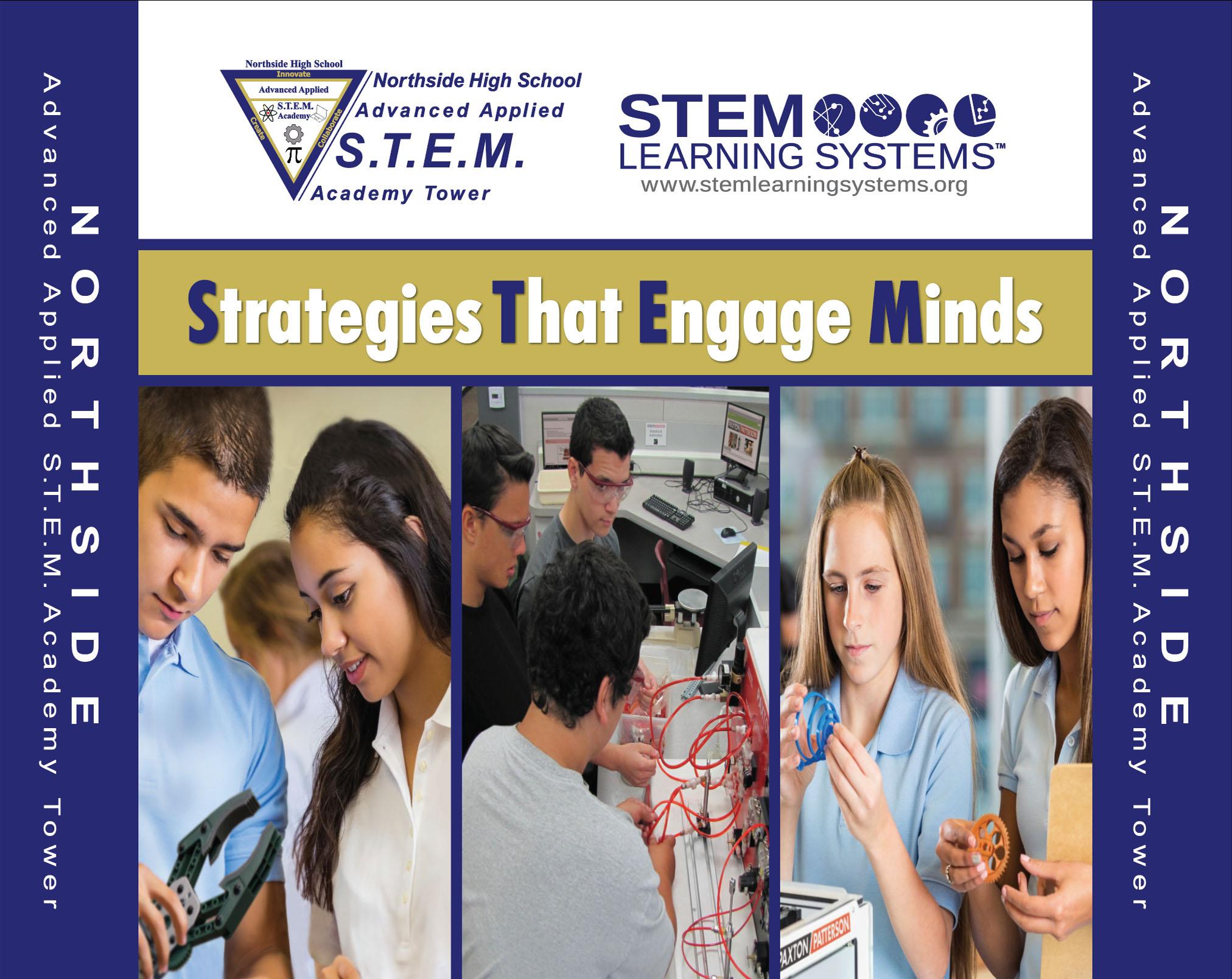 STEM Academy Marketing Banner