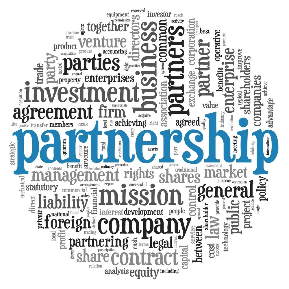 Partnership Wordle