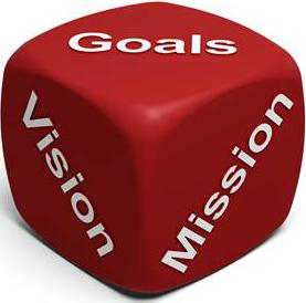 Goals, Vision, Mission Die