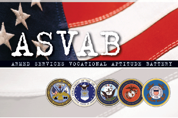 ASVAB 9/27 @8:30 - SEE MRS. BROWN OR MS. HUTCHINS TO SIGN UP