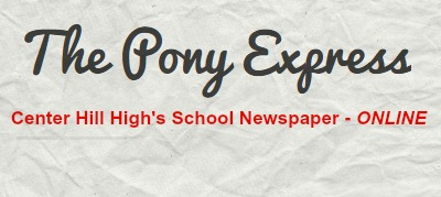 CHHS newspaper online image called 'The Pony Express'