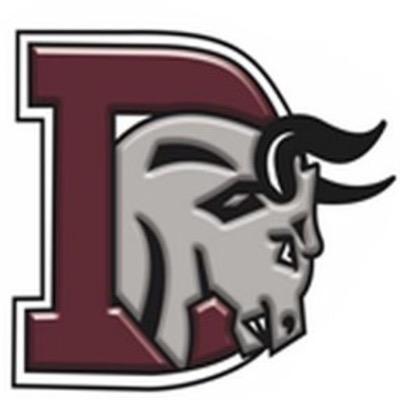 NL Dillard Middle School Bulls Logo