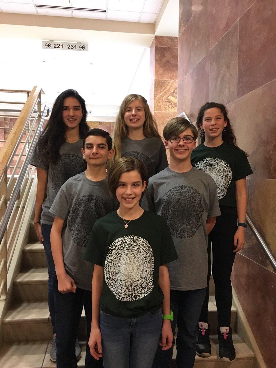 NBMS Math Counts Team