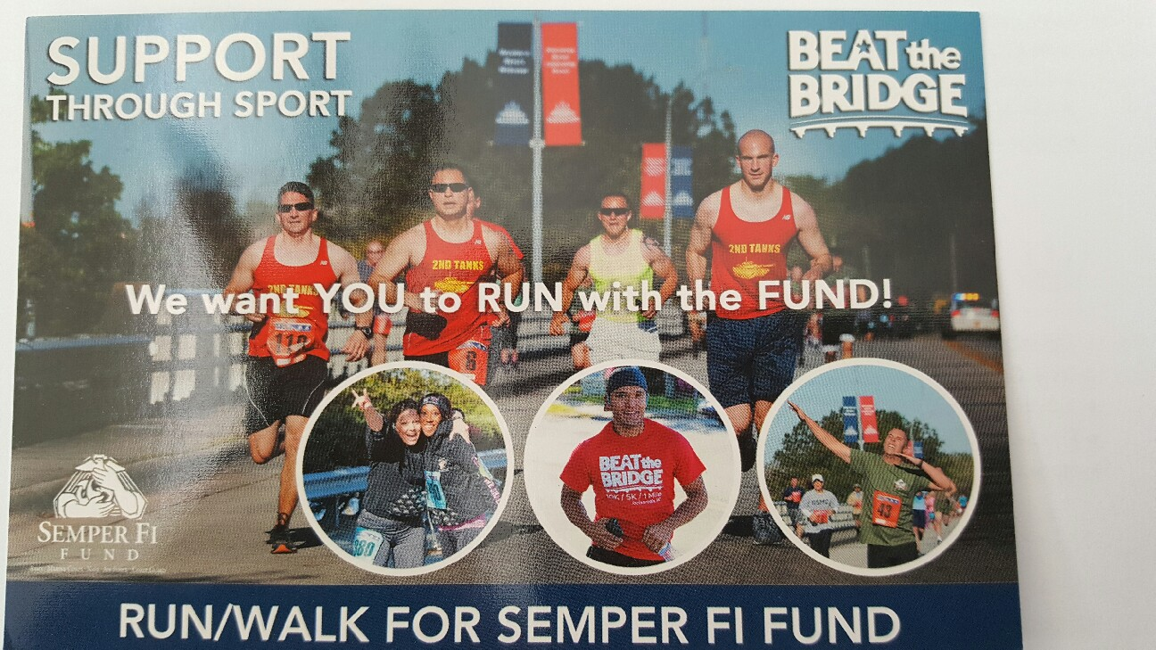 Run with the Fund!