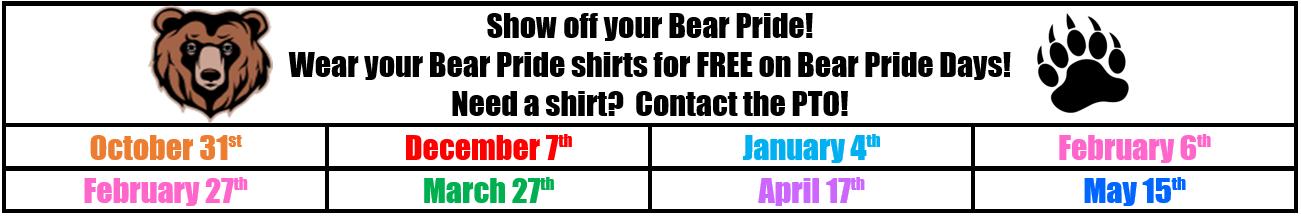 Bear Pride Days