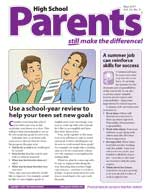 Parent Institute Newsletter