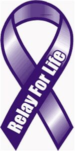 Relay for Life Ribbon