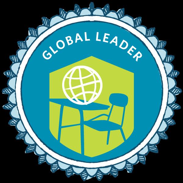 Global Leader Badge