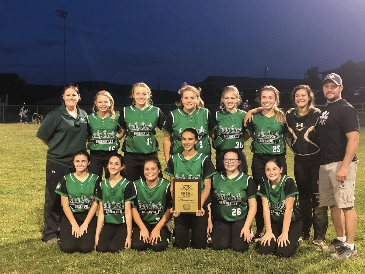 picture of softball team