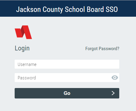 a screenshot of the focus login screen for students and teachers