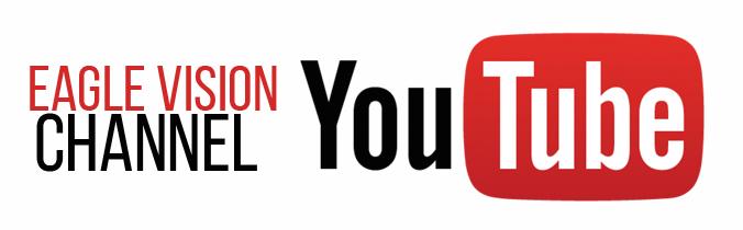 Eagle Vision Youtube Logo