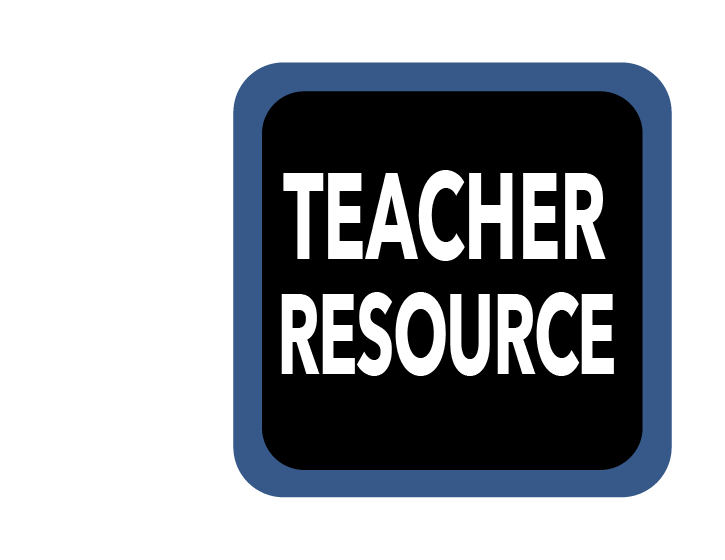 Teacher Resource Anchor