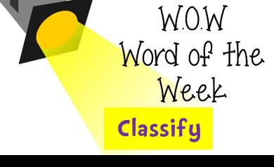 WOW - Classify